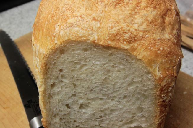 ワシ、これでもフランスパンでんねん。