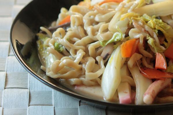 ムチムチ麺
